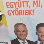 Új választást akar a győri ellenzék