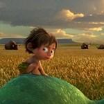 Moziba vinné a gyereket? A Dinó tesónál nincs jobb választás