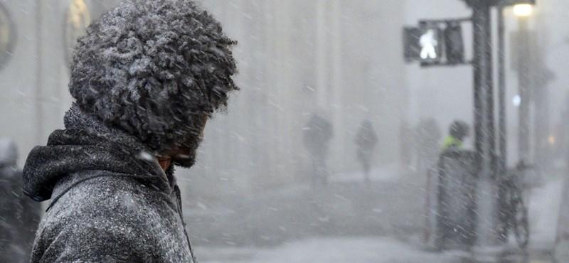 """Megtalálták a testben a receptort, ami """"szól"""", ha extrém hideg van"""