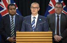 Lemondott az új-zélandi egészségügyi miniszter, mert korábban megszegte a kijárási korlátozásokat