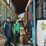 Sokat pontosabbak a vonatok MÁV-vezér szerint