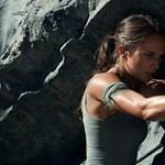 Aranyos az új Lara Croft, de ez még mindig csak passzív videojátékozás