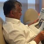Fotó: Mindeközben Orbán Viktor