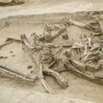 1700 éves luxus-utazókocsi maradványait tárták fel Aquincumban – fotó