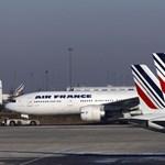 Budapesti utasokat is érint az Air France sztrájkja, töröltek több párizsi gépet