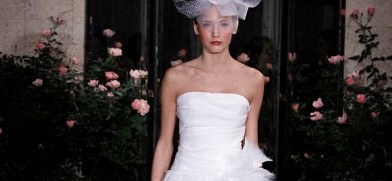Plázs  A világ legszebb menyasszonyi ruhái – sok képpel - HVG.hu 22d6d41371