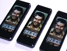 A drogbáró Pablo Escobar testvére 823 milliárd forintnyi dollárra perli az Apple-t