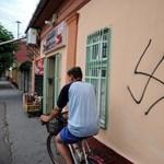 Seres: Feltűnt a ház falán a jel?