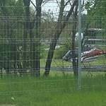 Helikopterrel utaznak a zánkai táborvezetők