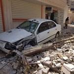 Földrengés volt Iránban, sokan megsérültek