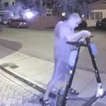Ez a morcos bácsi 100 elektromos roller fékvezetékét vágta el Floridában