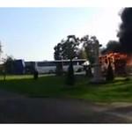 Videó: Porig ég a Vértes Volán busza