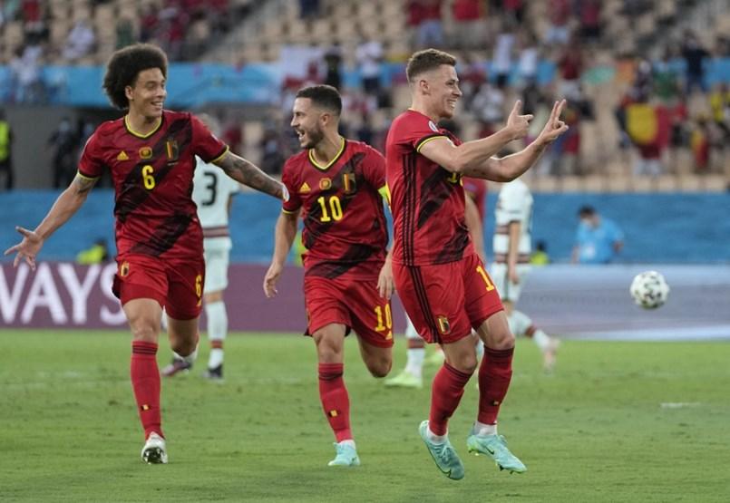 Los portugueses se despertaron tarde y Bélgica entre los ocho: ¡síganos minuto a minuto hasta la Copa de Europa de fútbol!