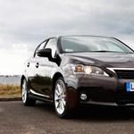 Több mint félmillió eladott hibridnél tart a Lexus