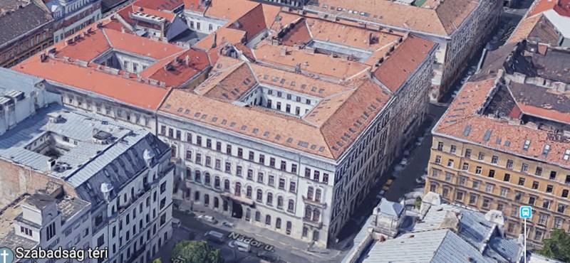 Önálló épületet kaphat az igazságügyi tárca
