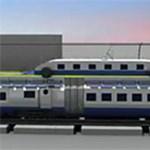 Kínai koncepció: egy vonat, amely nem áll meg soha