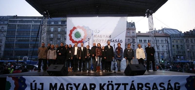 Vonulásos tüntetést tartanak május elsején szakszervezetek és a netadós civilek