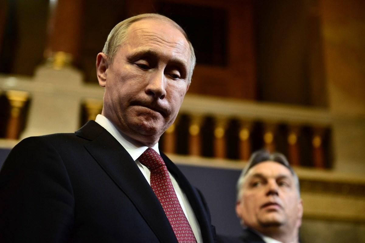 Putyin és bárányszelfi a hét képein