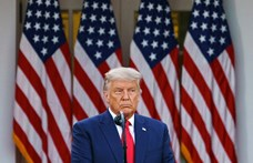 Trump tett egy emberi gesztust Joe Biden felé