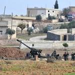 A szíriai hadsereg több mint 40 települést foglalt el Idlíb tartományban