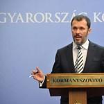 Giró-Szász már nem igazán akar kormányszóvivő lenni