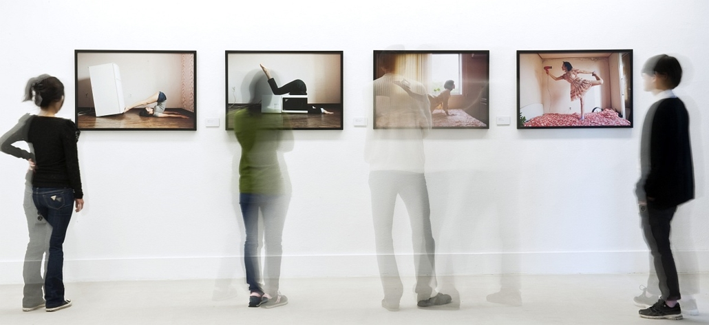 Németország - Kortárs koreai művészek kiállítása Eifurtban.