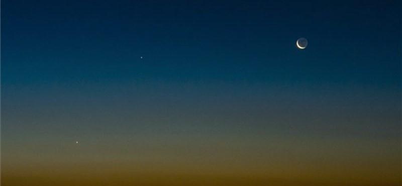 Látványos jelenséget fényképeztek le Salgótartján felett - fotó