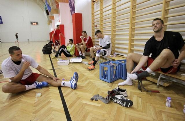 Jobbra: Laluska Balázs