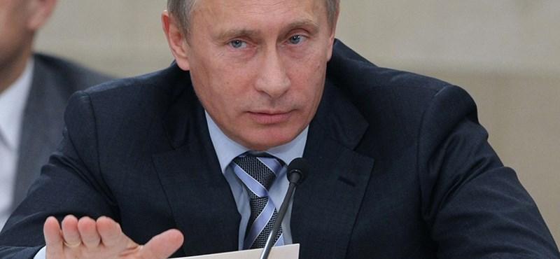 Putyin megszervezte az Összoroszországi Népfrontot