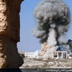 Visszafoglalta Palmüra városát a szíriai hadsereg