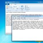 Meglepetés: megújul az egyik legnépszerűbb Windowsba épített program, a Jegyzettömb