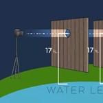 A nap videója: Két laposföld-hívő megpróbálta bebizonyítani, hogy a Föld lapos – nagyon kínos lett a végeredmény