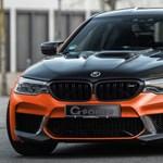 Mint a hurrikán: 340+ km/h sebességre képes ez az új BMW M5