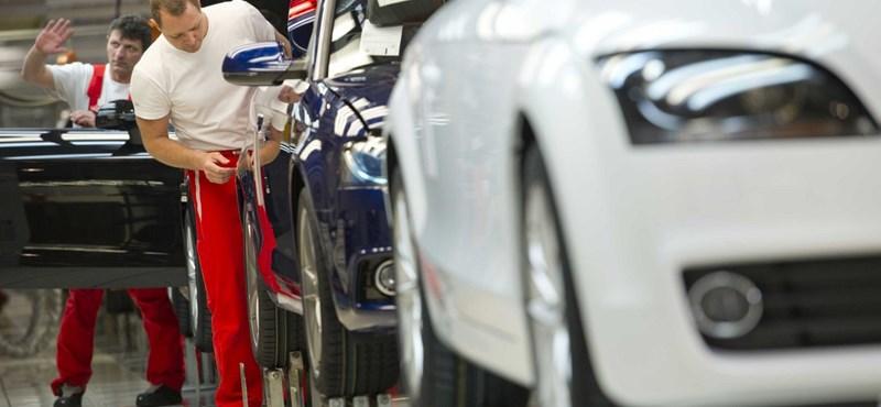 Győrben gyártják az Audikhoz az elektromos motorokat
