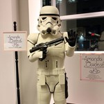 A cukrászok és a Star Wars - Embernagyságú rohamgárdista-torta