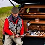 Hetvenmilliós horgászautó készült a Bentley Bentaygából