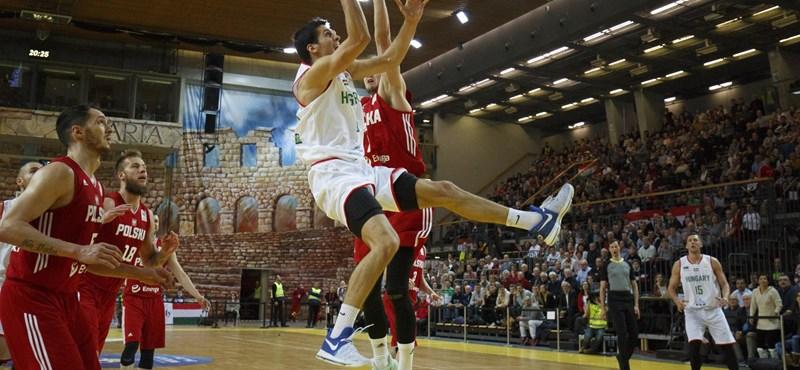 Kosárlabda: nyert a férfi válogatott a vébéselejtezőn