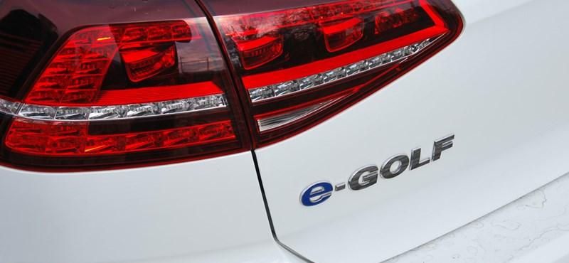 Árkedvezménnyel búcsúzik az elektromos VW Golf