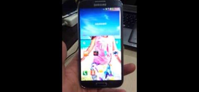 Videón a Samsung Galaxy S IV