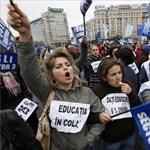 Több ezer tanári állás szűnhet meg Romániában?