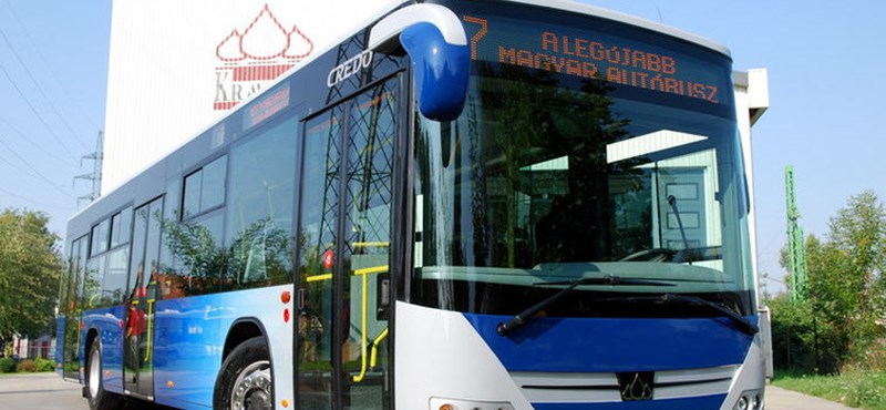 Magyar buszgyártás: jól teljesítettek a Credo Citadellek