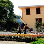 Döbbenetes objektum épült Kínában – fotó