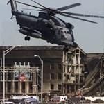 9/11: gyanús tárgy a washingtoni repülőtéren, lefújták a riadót