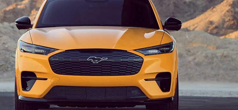 Kezdődik a legdurvább elektromos Ford Mustang Mach-E GT árusítása