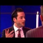Emberhúst ettek egy holland tévéműsorban - videó
