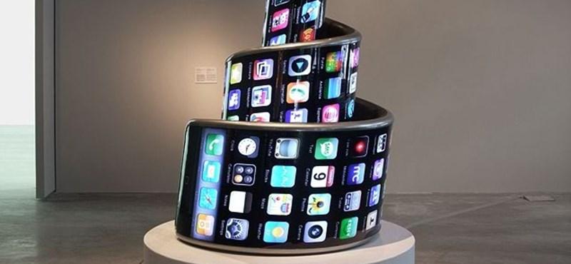 Csavaros iPhone lámpa geekeknek