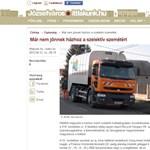 Megszűnt a házhoz menő szelektív hulladékgyűjtés Józsefvárosban