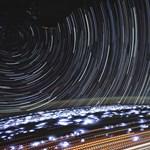 Lenyűgöző fotó készült a Földről a Nemzetközi Űrállomás fedélzetéről