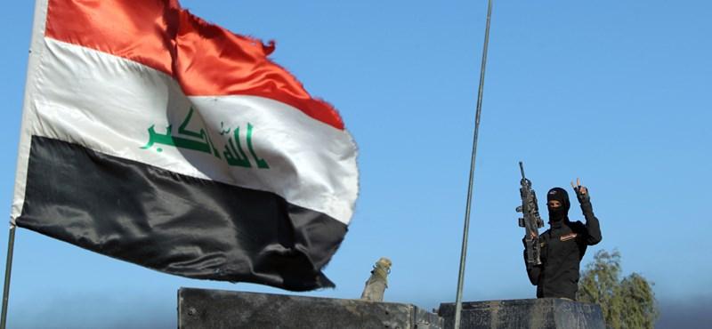 Az Iszlám Állam öt harcosát fogták el Szíriában