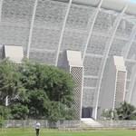 Így néz ki most az épülő Puskás-stadion